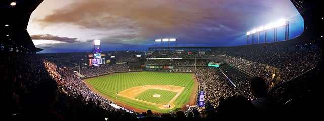 colorado baseball stadium