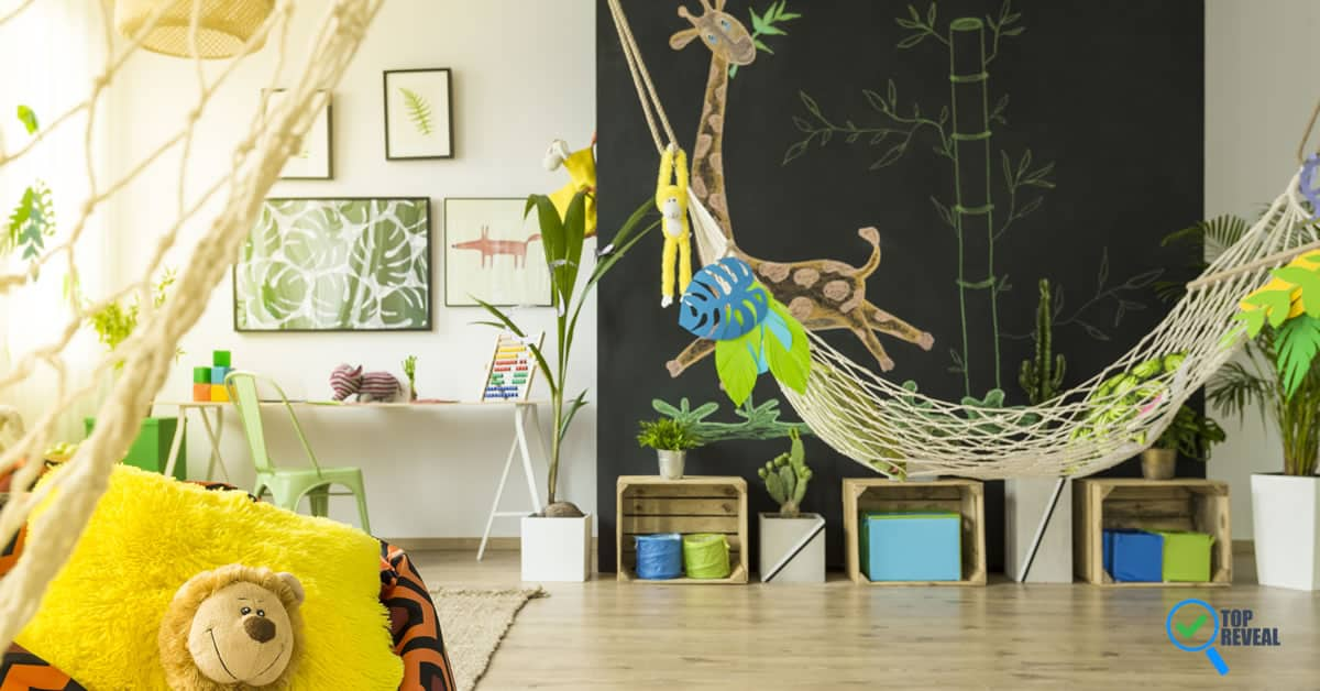 DIY Kids Room Decor Ideas