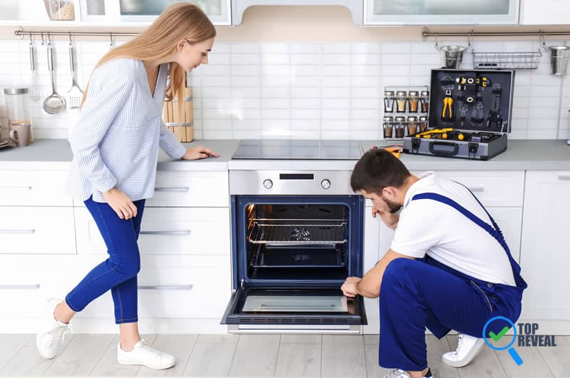 Repair or Replace a Broken Appliance