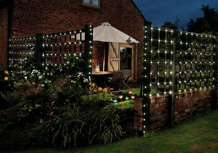Hanging Garden String Lights