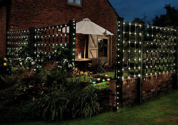 Hanging Garden String Lights