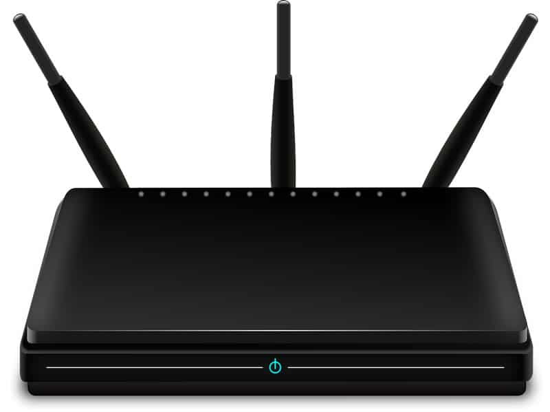 Secure Router Equals Secure Smart Home