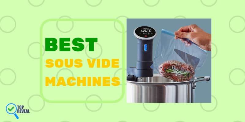 Best Sous Vide machines