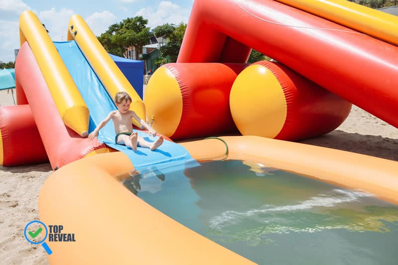 Best Inflatable Water Slides for Kids and Adults
