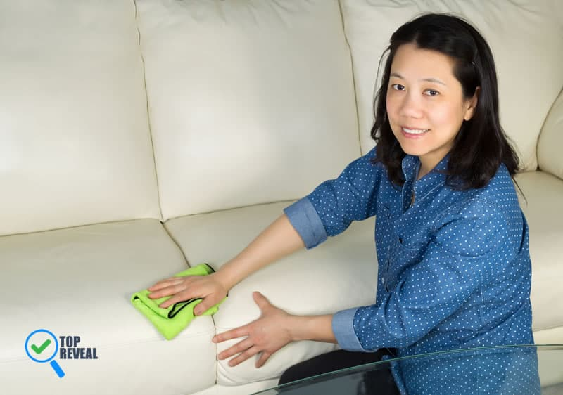 How to Clean a Microfiber Couch with a Carpet Shampooer