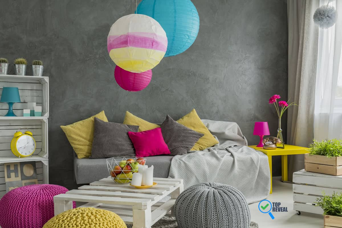 DIY Living Room Projects Brighten Up Your Home