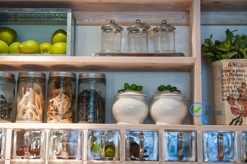 kitchen organization diy ideas