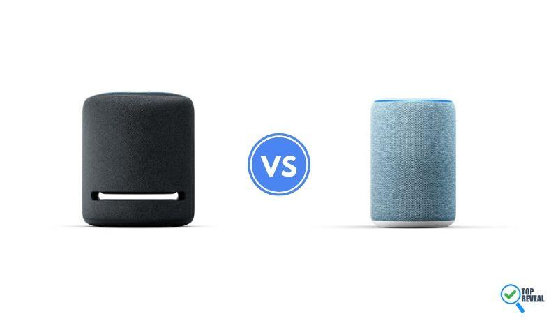Echo Studio vs Echo 3