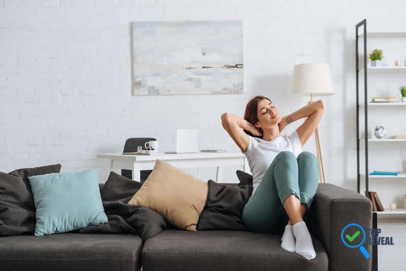 How to Create Balance with a Sectional Sofa