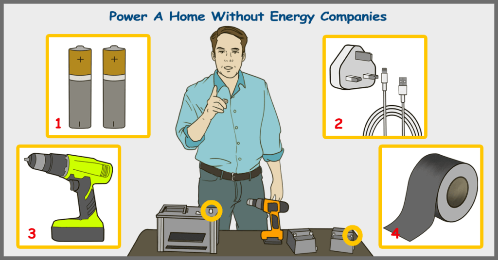 How to Power up your home