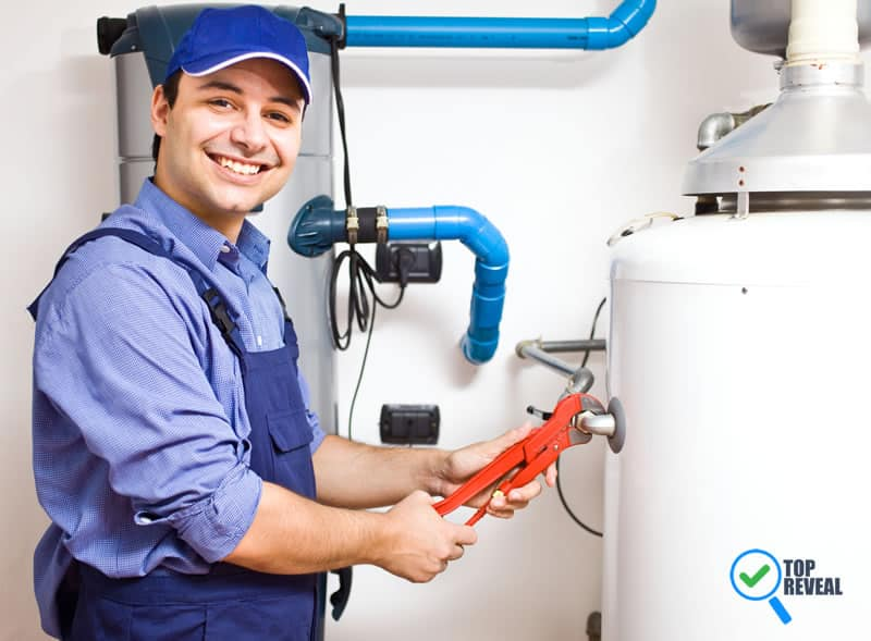 Hot Water Tank Replacement in Langley
