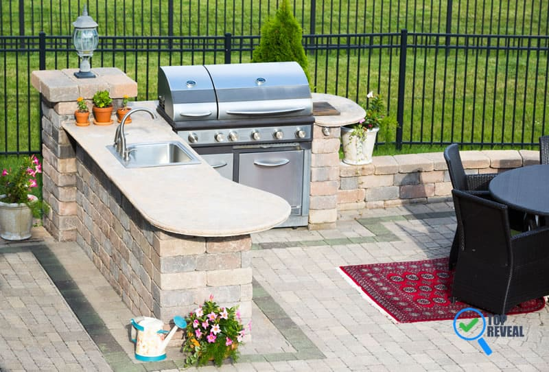 Things to Include in Your Outdoor Kitchen Checklist