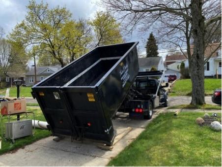 Dumpster Rental Services in Gaithersburg