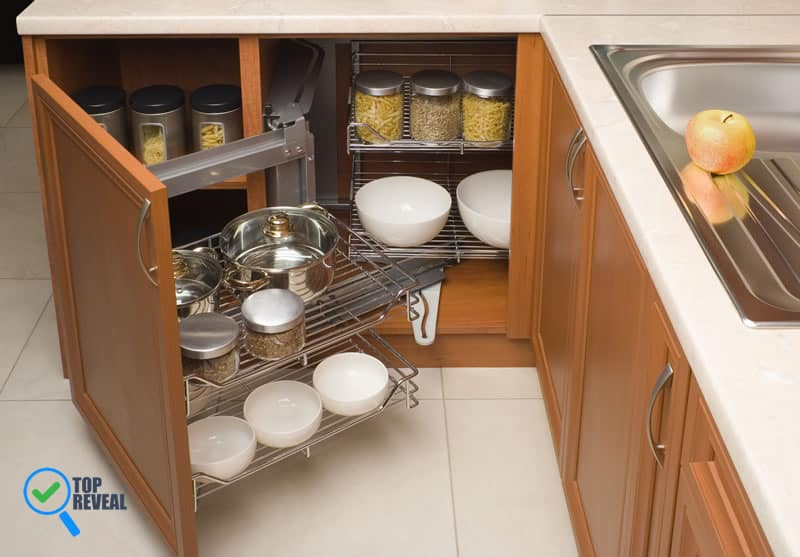 Kitchen Cabinets Organization Ideas to Simplify and Beautify Your Kitchen