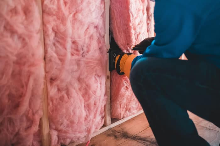 Properly installed and well-made insulation materials