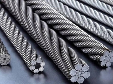 Components of a Wire Rope