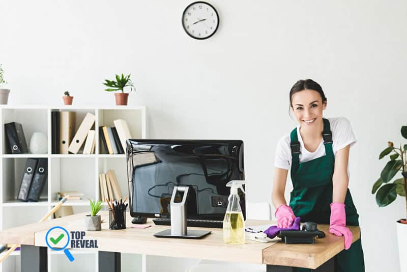 Why Office Cleaning Improves Overall Productivity