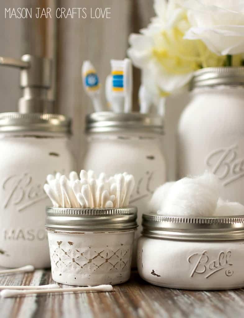Repurpose Mason Jars