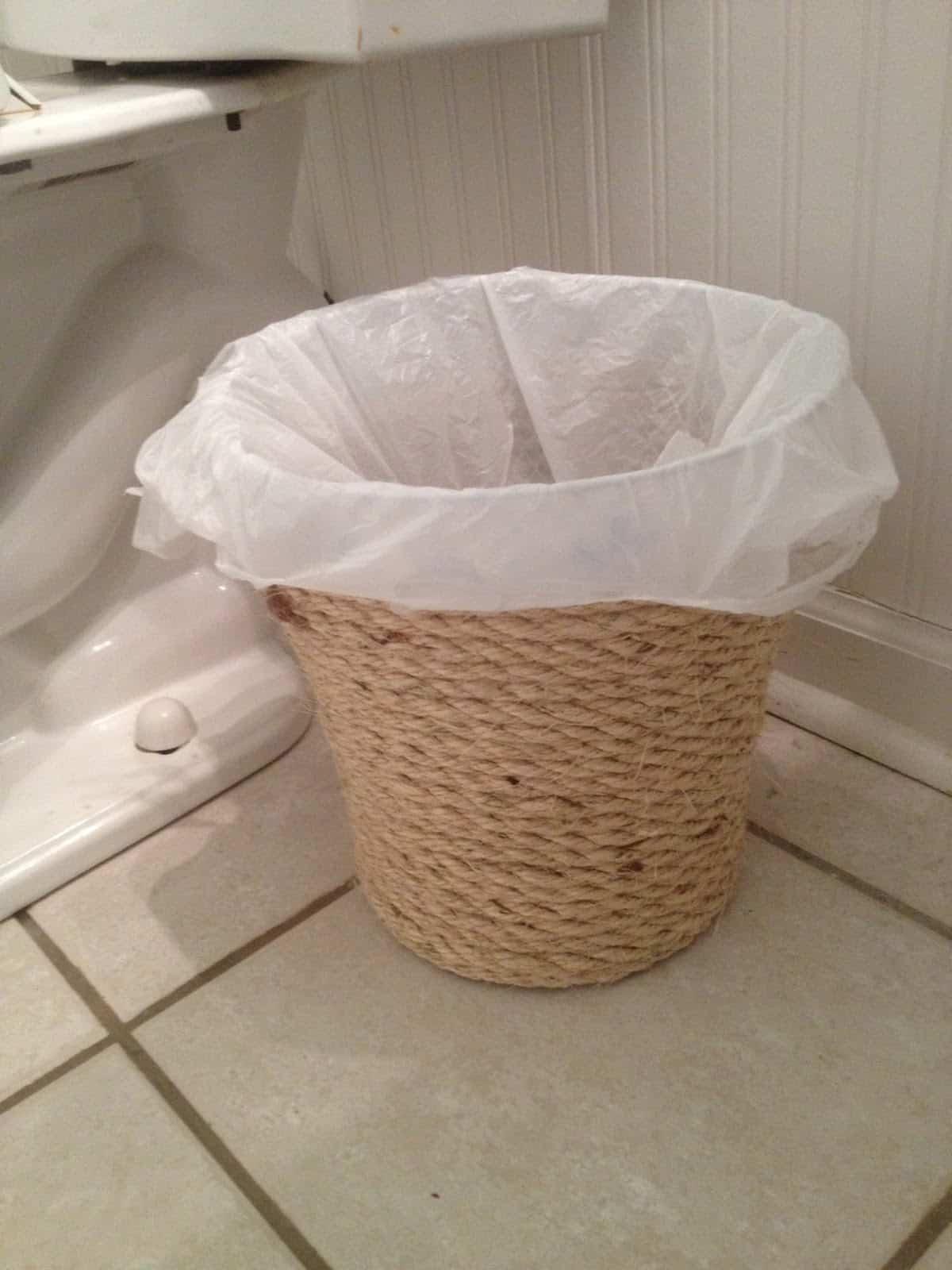 Basket Rustic