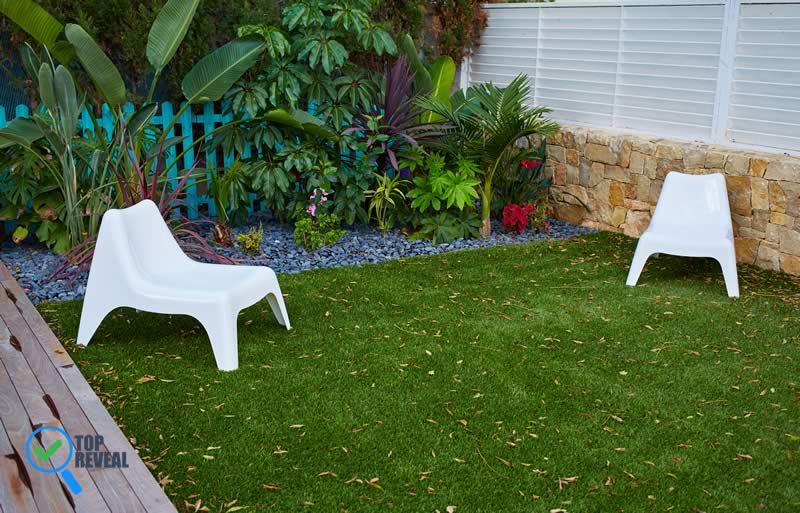 What to know about artificial grass turf
