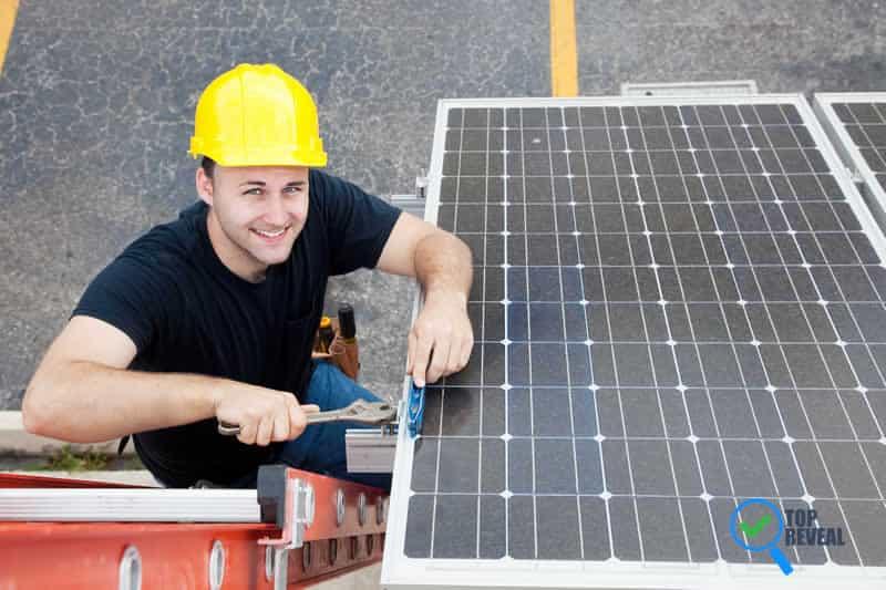 Choose a Solar Panel Installation Company