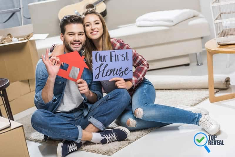 Choosing Your First Home - Things to Look For