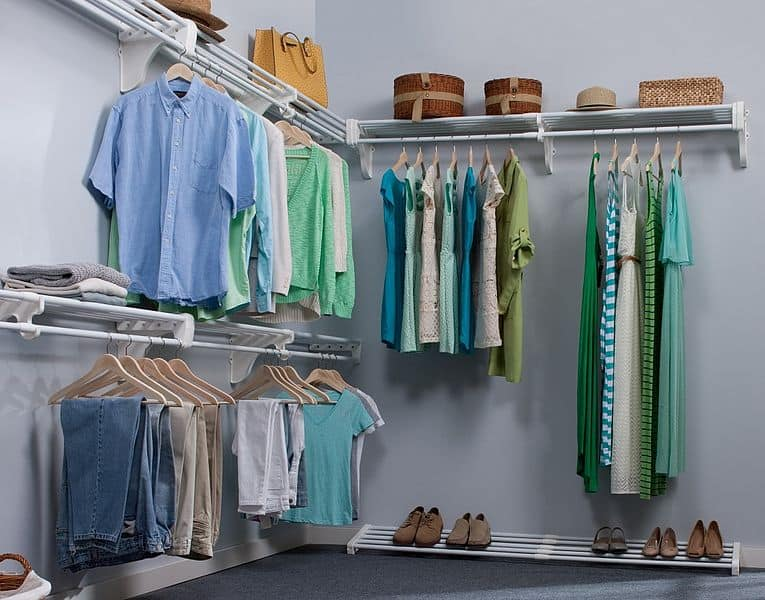 Customized Designer Closets or Stock Closets in Vancouver
