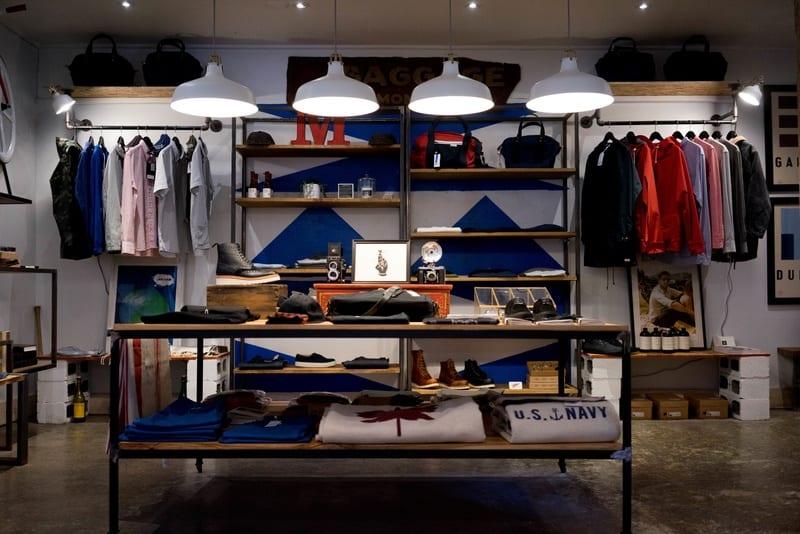 Stock Closets