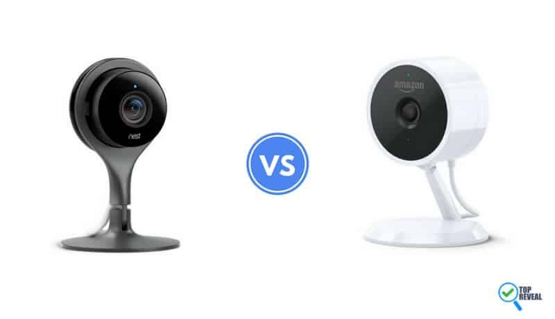 "Amazon Cloud Cam Vs Nest Cam Review: ""See"" Which is the Best"