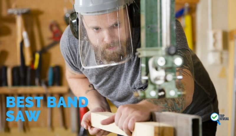 Best Band Saws Comparison Reviews (2017): Which Brands Make the Cut?