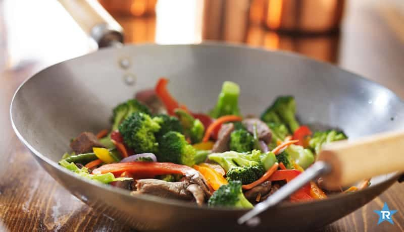 Best Carbon Steel Wok Reviews and Comparison Buying Guide (2018)