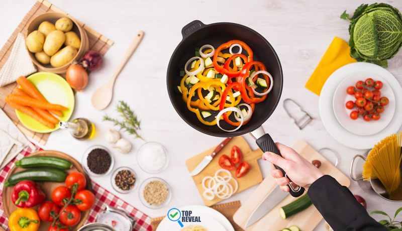 Dazzle and Delight with these Top 5 Best Nonstick Cookware Sets (2017)