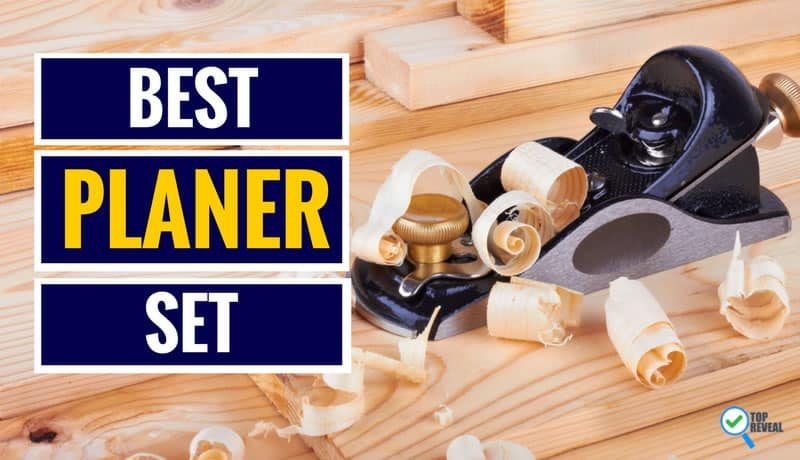 """Best Hand Planer Set Comparison Reviews: The """"Plane"""" Truth About These Devices"""