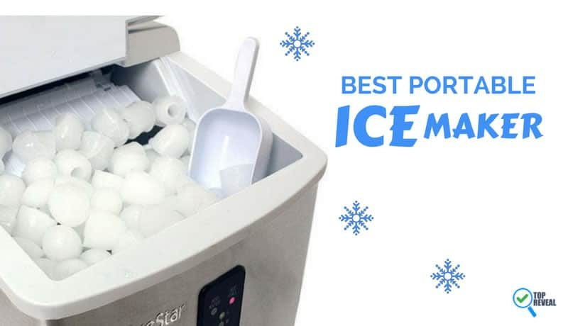 Best Portable Ice Maker (2018) Comparison Reviews