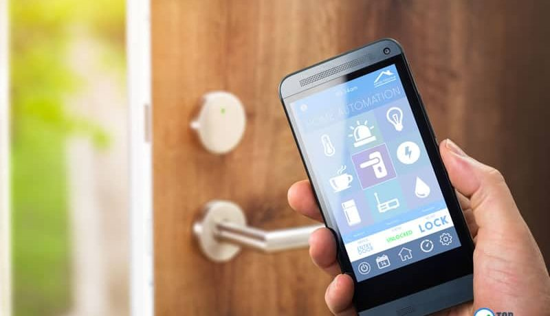 "Futuristic Smart Locks for Your Home: Make the ""Smart"" Choice for You & Your Family"