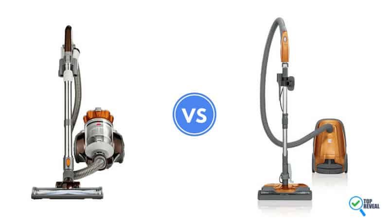Bissell Hard Floor Expert Vs. Kenmore 81214 Canister Vacuum Comparison Guide