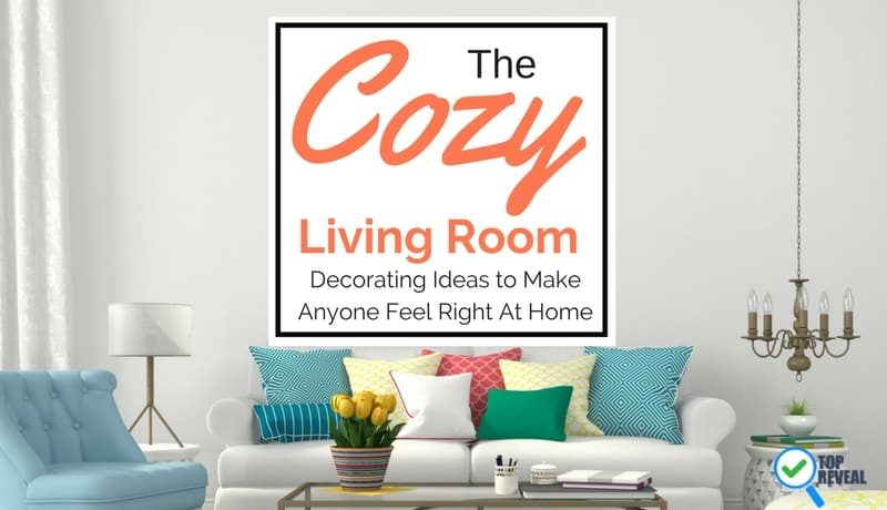 The Cozy Living Room Decorating Ideas to Make Anyone Feel Right At Home