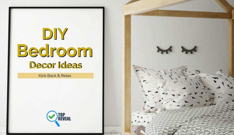 Kick Back & Relax With Our Dynamic DIY Bedroom Decor Ideas