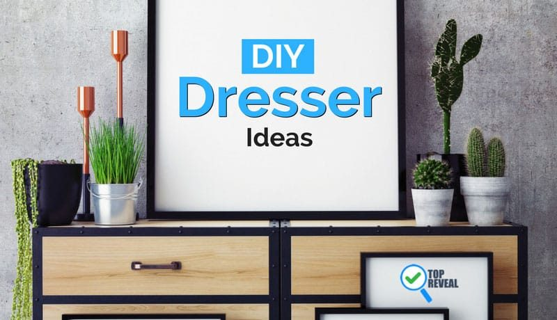 Dress-Up Your Room With Our DIY Dresser Ideas