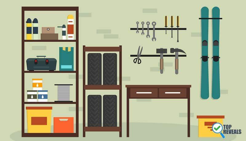 Creative DIY Garage Shelf Ideas That Will Amaze You