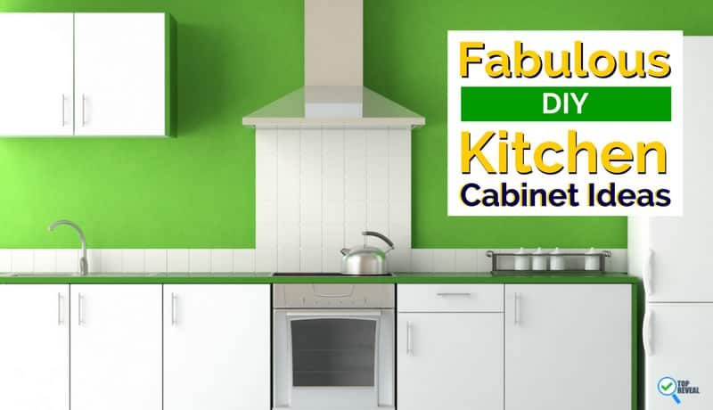 Fabulous DIY Kitchen Cabinet and Shelf Ideas to Give Your Space a Custom Look