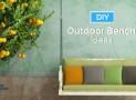 A Dirty Dozen of DIY Outdoor Bench Ideas You Can Build