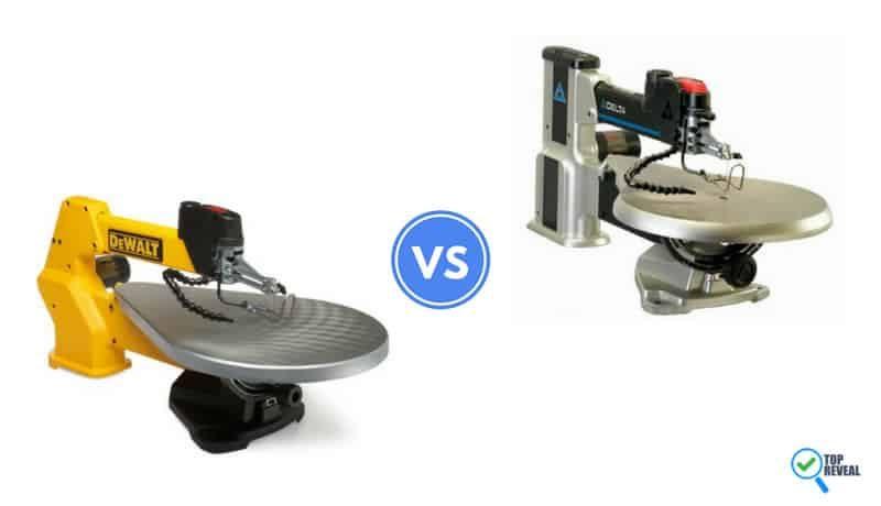 DeWalt DW788 vs Delta 40-694 Speed Scroll Review: Which Works Best?