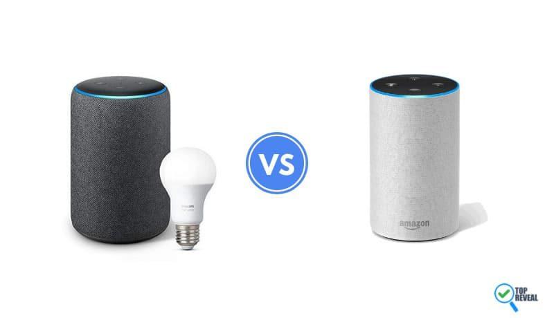 Echo Plus 2 (2018) Vs the Echo 2nd Gen: Which Echo is the Best?