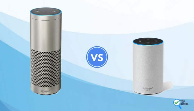 Echo Plus Vs the Echo 2nd Generation: Which Echo is the Best?
