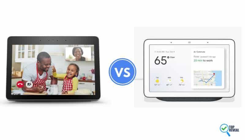 Amazon Echo Show vs Google Home Hub Comparison: Which Smart Screen is Better?