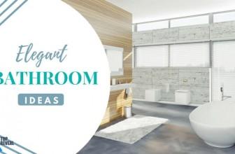 Elegant Bathroom Design Ideas for Your Home: New Bathroom, New You