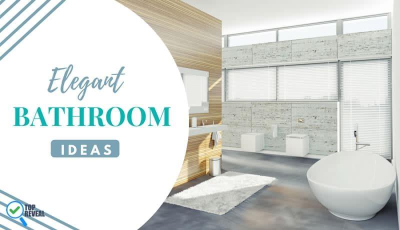 Elegant Bathroom Design Ideas for Your Home: New Bathroom, New You – Top Reveal