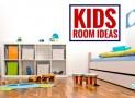Kid's Bedroom Decor Ideas: Let Your Imagination Run Wild
