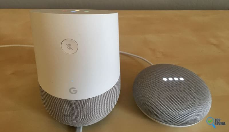 Google Home vs Google Home Mini Comparison: Ok Google, Which one Should I get?